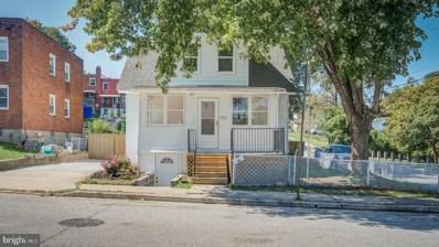 1700 Wickes Avenue, Baltimore, MD 21230 - #: MDBA483072