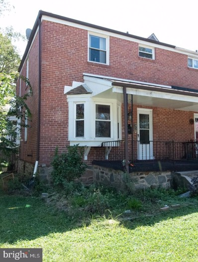 3823 Glengyle Avenue, Baltimore, MD 21215 - #: MDBA483148