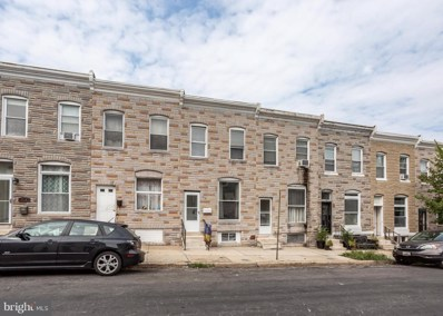 712 Berry Street, Baltimore, MD 21211 - #: MDBA483156