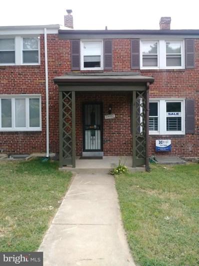 2405 N Ellamont Street, Baltimore, MD 21216 - #: MDBA483172