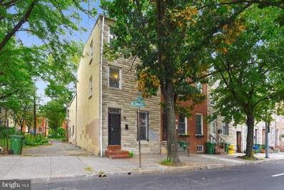 1022 W Lombard Street, Baltimore, MD 21223 - #: MDBA483178