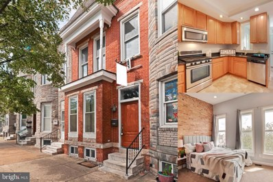 106 S Highland Avenue, Baltimore, MD 21224 - #: MDBA483270