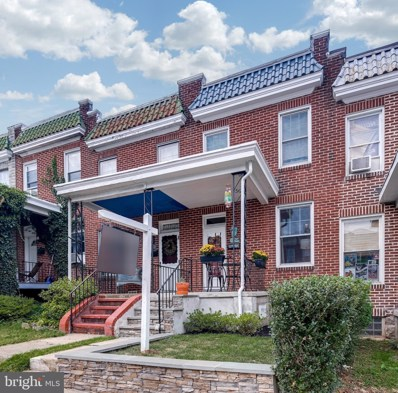 4434 Newport Avenue, Baltimore, MD 21211 - #: MDBA483292