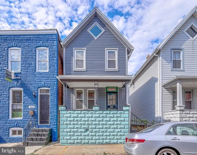 2828 Miles Avenue, Baltimore, MD 21211 - #: MDBA483316