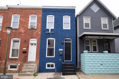 2826 Miles Avenue, Baltimore, MD 21211 - #: MDBA483318
