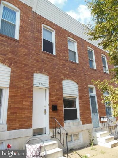 326 S Newkirk Street, Baltimore, MD 21224 - #: MDBA483326