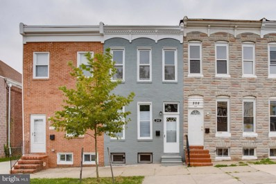 210 S Loudon Avenue, Baltimore, MD 21229 - #: MDBA483344