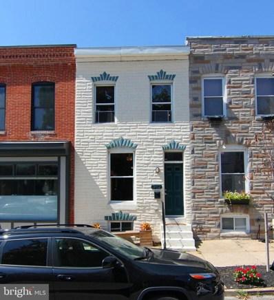 942 S Clinton Street, Baltimore, MD 21224 - #: MDBA483350