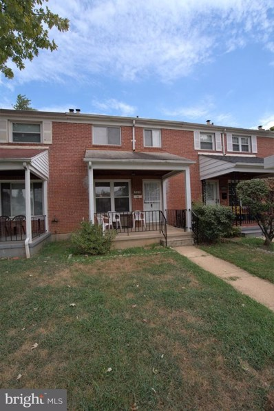 505 Brisbane Road, Baltimore, MD 21229 - #: MDBA483364