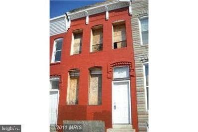 2216 Wilkens Avenue, Baltimore, MD 21223 - #: MDBA483366