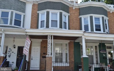 417 28TH Street, Baltimore, MD 21218 - #: MDBA483430