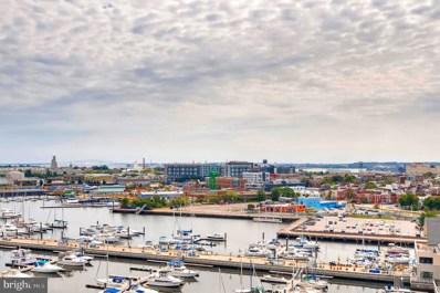 100 Harborview Drive UNIT 1110, Baltimore, MD 21230 - MLS#: MDBA483530