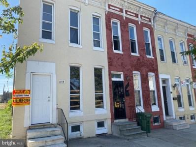 1715 Presstman Street, Baltimore, MD 21217 - #: MDBA483534