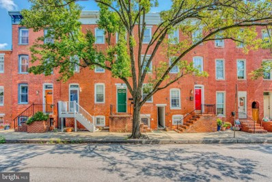 1109 Battery Avenue, Baltimore, MD 21230 - #: MDBA483540