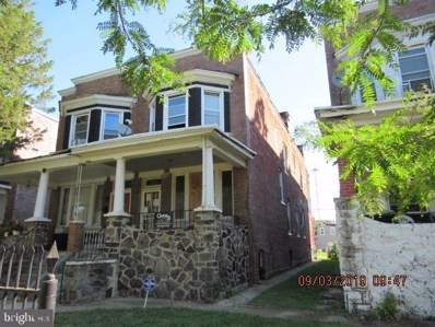 3613 Reisterstown Road, Baltimore, MD 21215 - #: MDBA483568