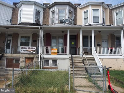 3408 W Belvedere Avenue, Baltimore, MD 21215 - #: MDBA483594