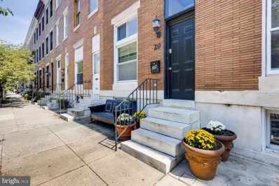 29 S Linwood Avenue, Baltimore, MD 21224 - #: MDBA483614