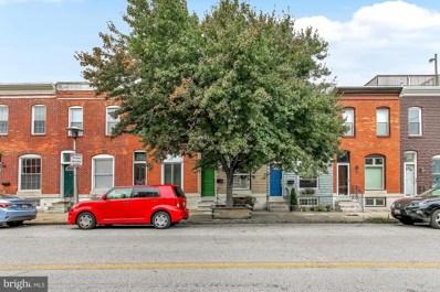 28 N Linwood Avenue, Baltimore, MD 21224 - #: MDBA483658