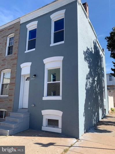 2801 Miles Avenue, Baltimore, MD 21211 - #: MDBA483676