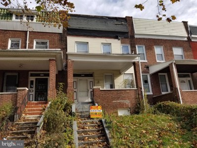 3533 Reisterstown Road, Baltimore, MD 21215 - #: MDBA483704