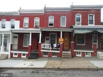 12 S Smallwood Street, Baltimore, MD 21223 - #: MDBA483718