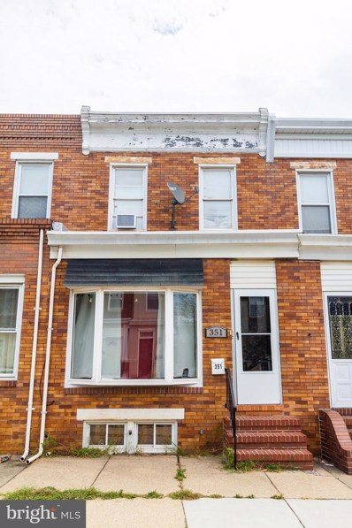 351 Cornwall Street, Baltimore, MD 21224 - #: MDBA483814