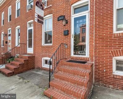 541 E Fort Avenue, Baltimore, MD 21230 - #: MDBA483830