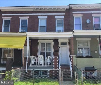 1758 Montpelier Street, Baltimore, MD 21218 - #: MDBA483856