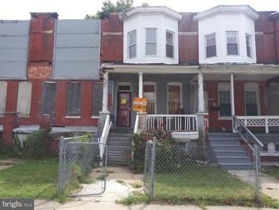 3607 W Belvedere Avenue, Baltimore, MD 21215 - #: MDBA483858