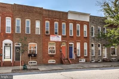3131 Dillon Street, Baltimore, MD 21224 - #: MDBA483880