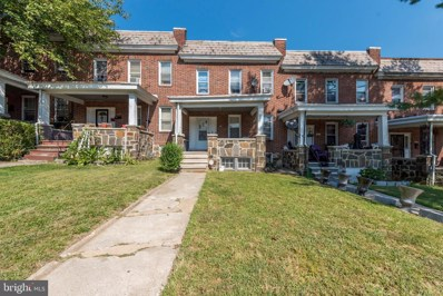 2428 Keyworth Avenue, Baltimore, MD 21215 - #: MDBA483890