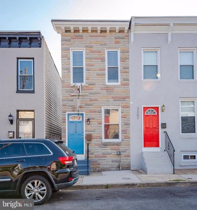 3309 Paine Street, Baltimore, MD 21211 - #: MDBA483892