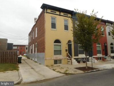 915 N Montford Avenue, Baltimore, MD 21205 - #: MDBA483906