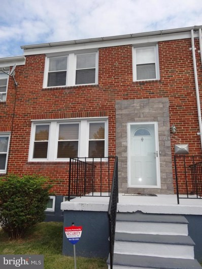 1514 Upshire Road, Baltimore, MD 21218 - #: MDBA483950