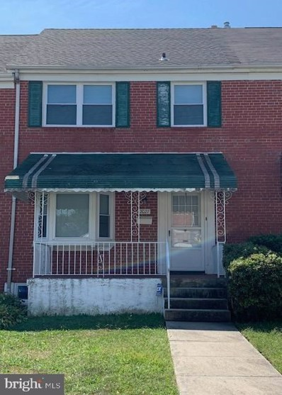 2027 Woodbourne Avenue, Baltimore, MD 21239 - #: MDBA483982