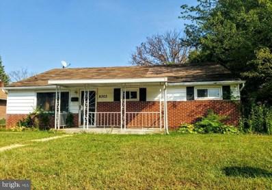 6303 Birchwood Avenue, Baltimore, MD 21214 - #: MDBA484014