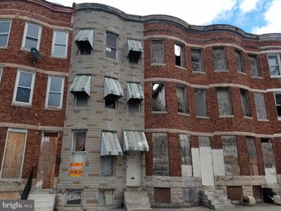 1919 Homewood Avenue, Baltimore, MD 21218 - #: MDBA484018