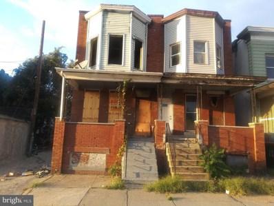 2018 Presbury Street, Baltimore, MD 21217 - #: MDBA484032
