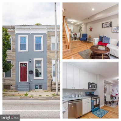 328 W 29TH Street, Baltimore, MD 21211 - #: MDBA484038