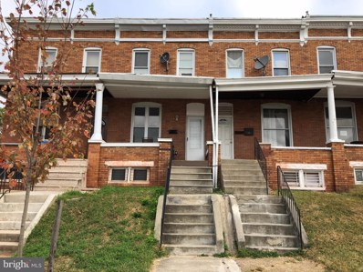 1602 E 29TH Street, Baltimore, MD 21218 - #: MDBA484058