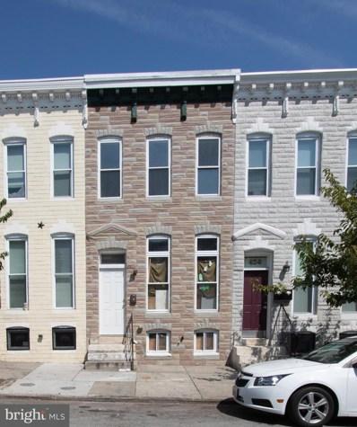 422 E 21ST Street, Baltimore, MD 21218 - #: MDBA484066