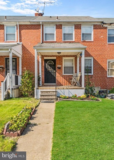 1336 Pentridge Road, Baltimore, MD 21239 - #: MDBA484108