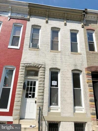 1030 N Gilmor Street, Baltimore, MD 21217 - #: MDBA484118