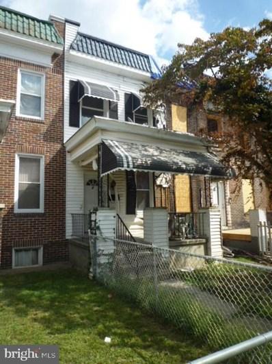 623 Mount Holly Street, Baltimore, MD 21229 - #: MDBA484202