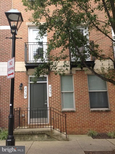 859 Watson Street UNIT 62, Baltimore, MD 21202 - #: MDBA484250