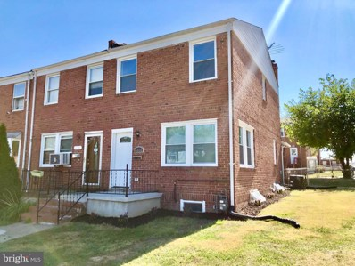 4331 Seidel Avenue, Baltimore, MD 21206 - #: MDBA484266