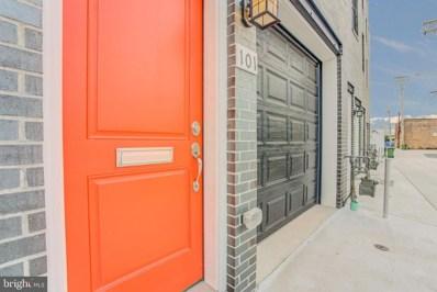 107 W Ropewalk Lane, Baltimore, MD 21230 - #: MDBA484320