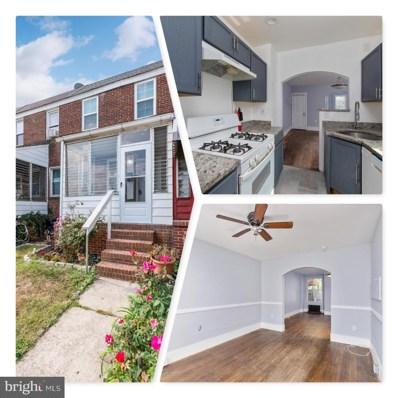 4010 6TH Street, Baltimore, MD 21225 - #: MDBA484354