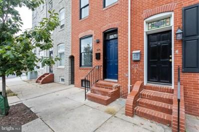 1904 Bank Street, Baltimore, MD 21231 - #: MDBA484416