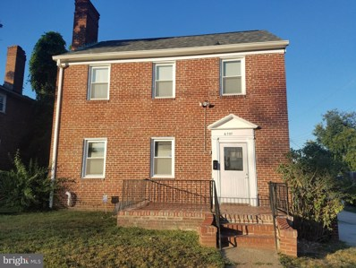 6707 Gist Avenue, Baltimore, MD 21215 - #: MDBA484434